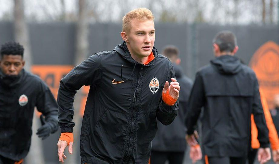 Віктор Коваленко дебютував за Шахтар у 2014 році / фото ФК Шахтар