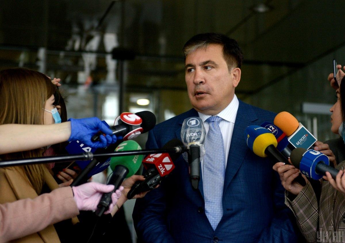 Саакашвили - МИД выступил с заявлением после обвинения политиком в коррупции украинского посла / Фото УНИАН