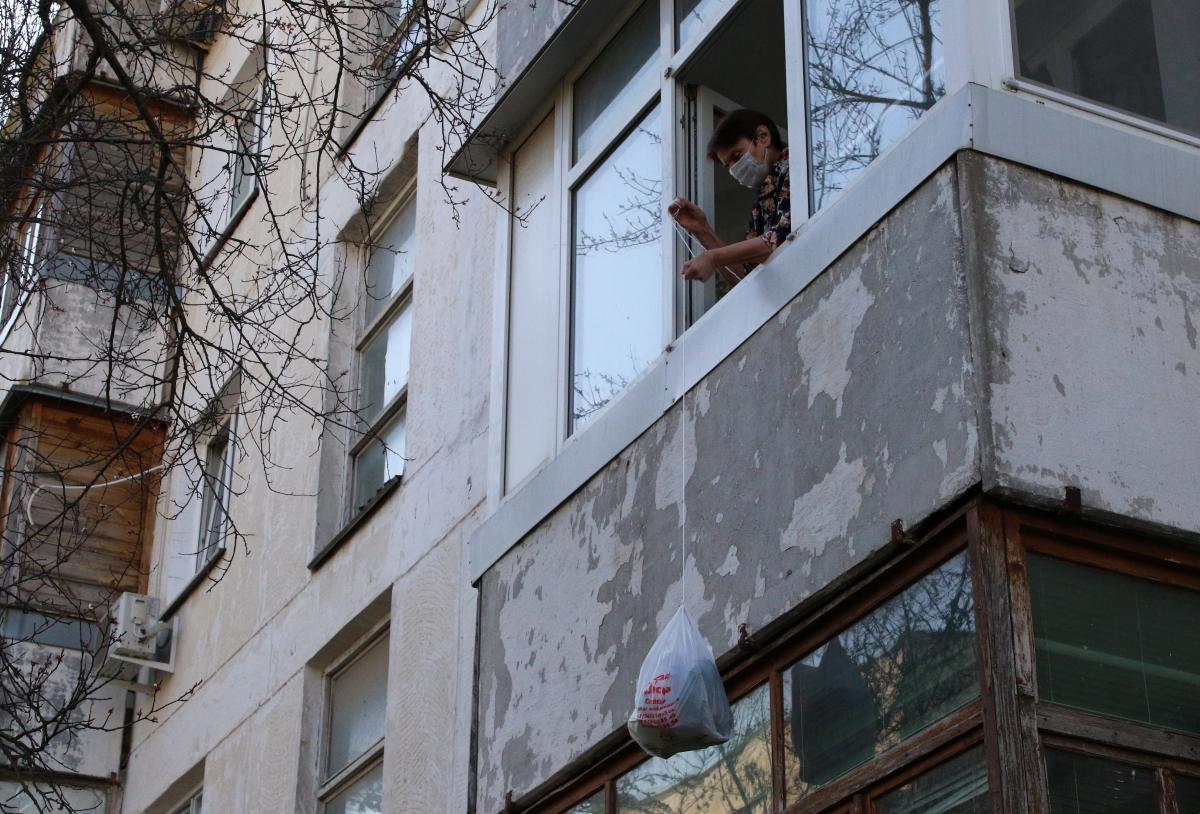За минувшие сутки в Крыму, по информации оккупационных властей, от коронавирусной инфекции умерли семь человек / фото REUTERS