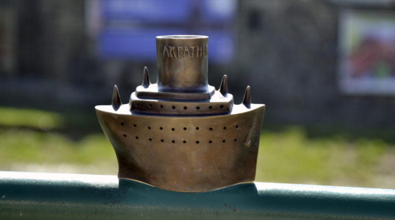 Памятник Карпатия / фото из Интернета