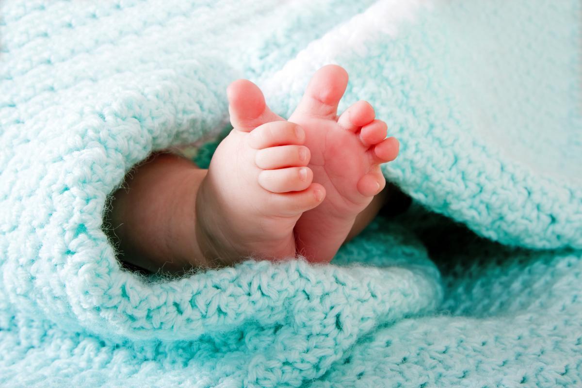 Малыша забрал отец \ фото: ua.depositphotos.com