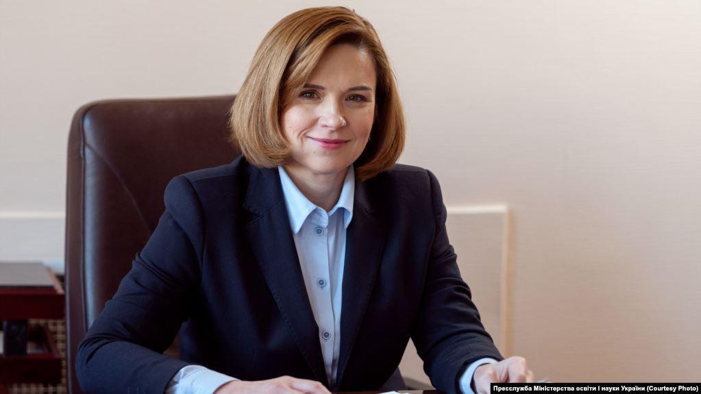 В.о. керівника Міносвіти - прихильниця ЗНО / фото МОН
