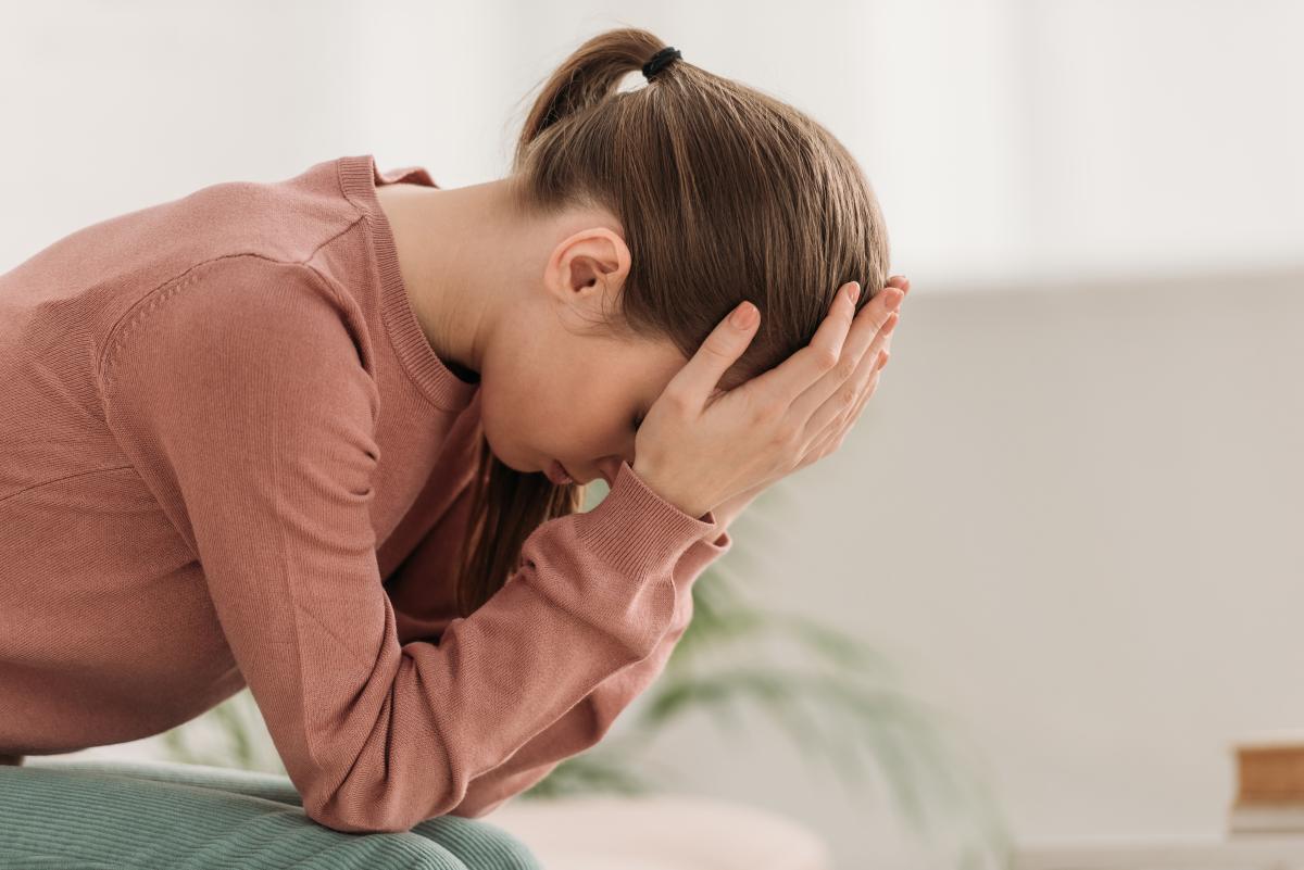 Головные боли были зарегистрированы у молодых людей в возрасте 5-17 лет / фото: ua.depositphotos.com