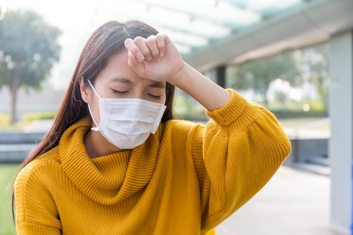 Які ознаки коронавірусу / фото ua.depositphotos.com