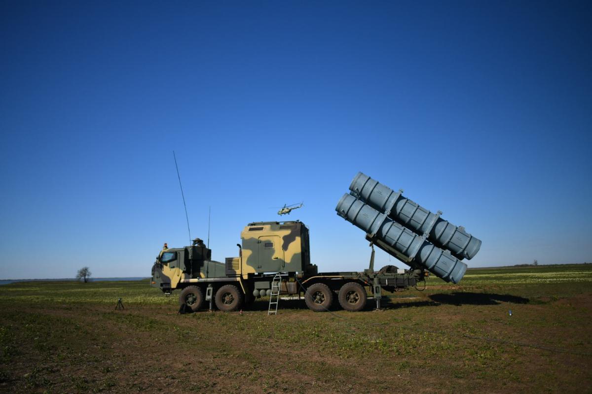 """Ракетный комплекс """"Нептун"""" – комплекс крылатых ракет наземного базирования \ Генштаб"""
