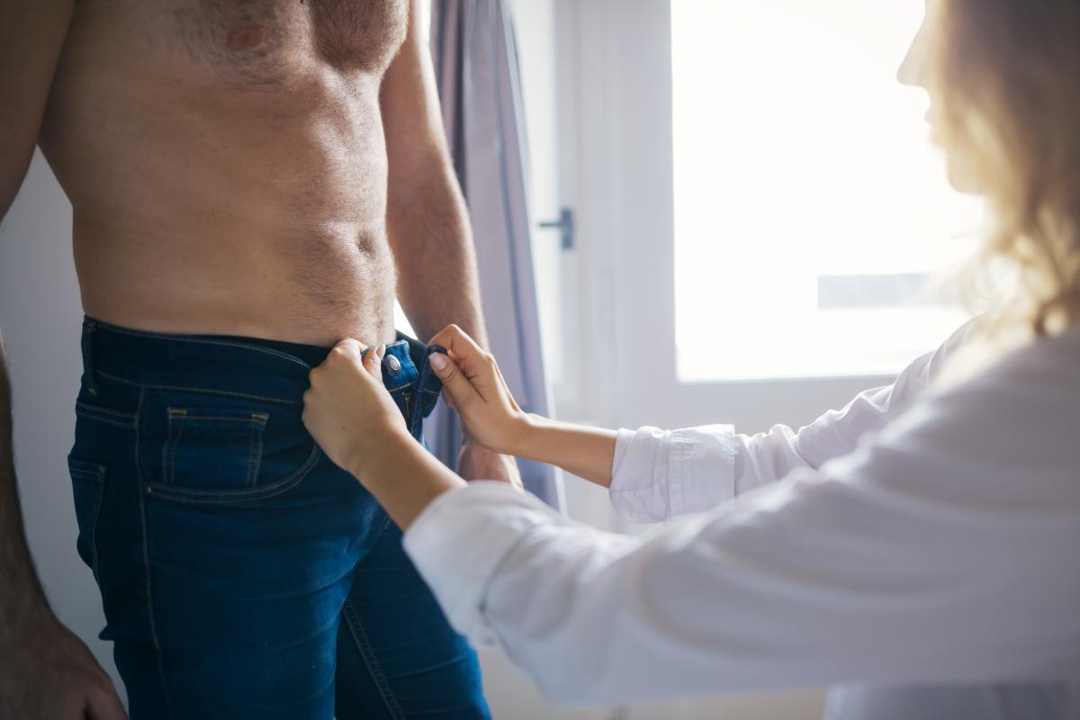 Убегающий» оргазм — первый звоночек, что «там» проблемы \ фото: ua.depositphotos.com