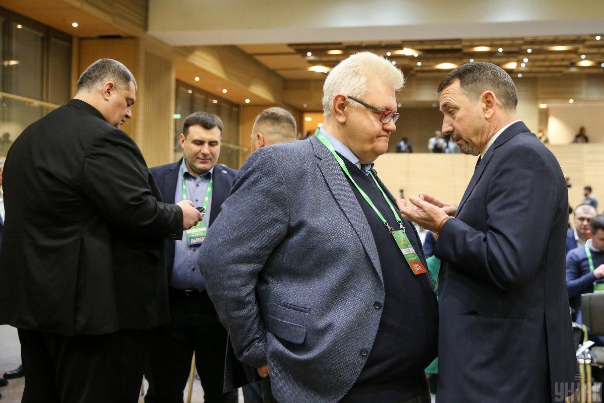При этом руководитель ОП отметил, что считает обвинения в отношении Сивохонесправедливыми / фото УНИАН
