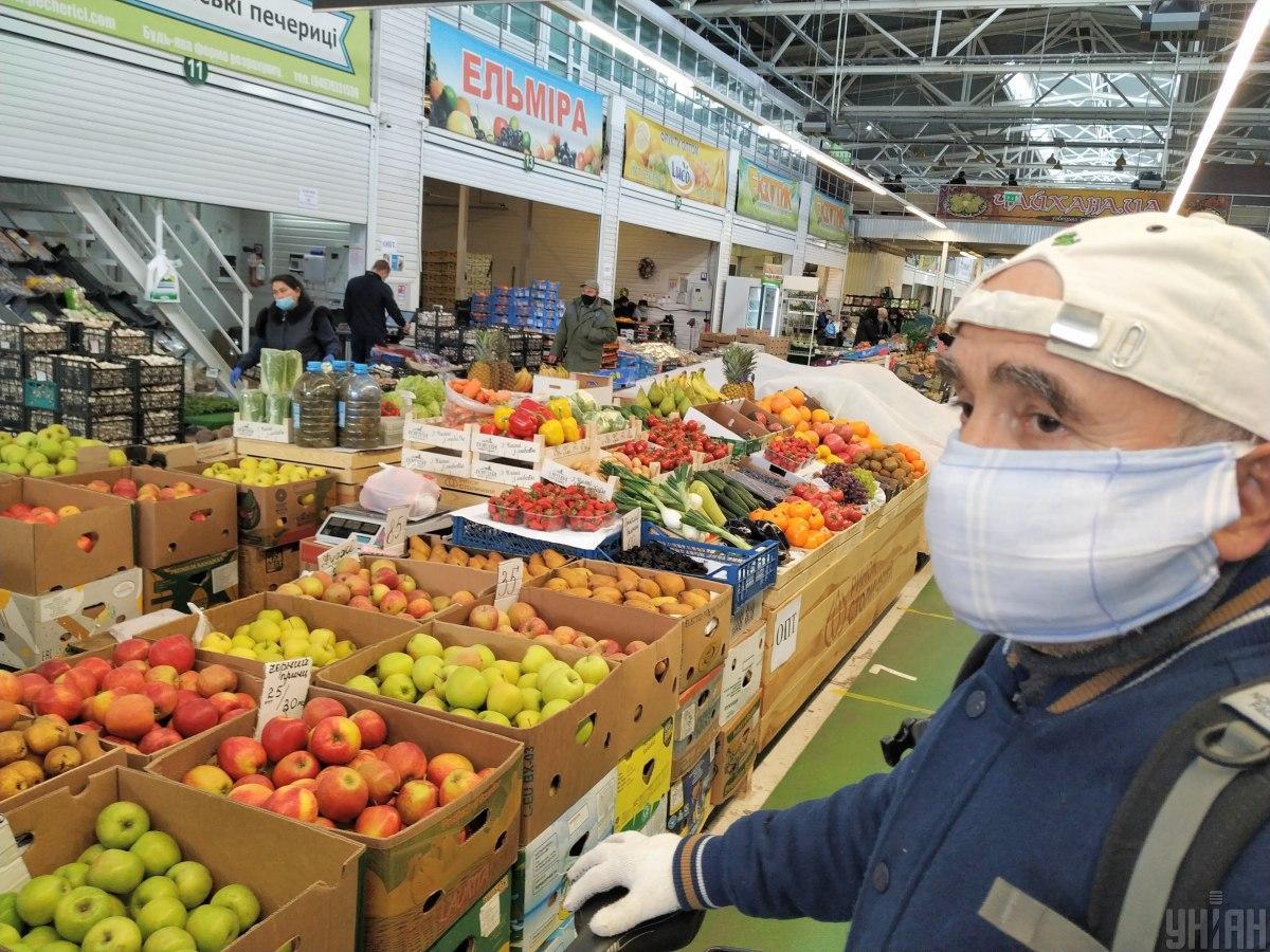 Розничная торговля выросла с начала года на 7,5% / фото УНИАН