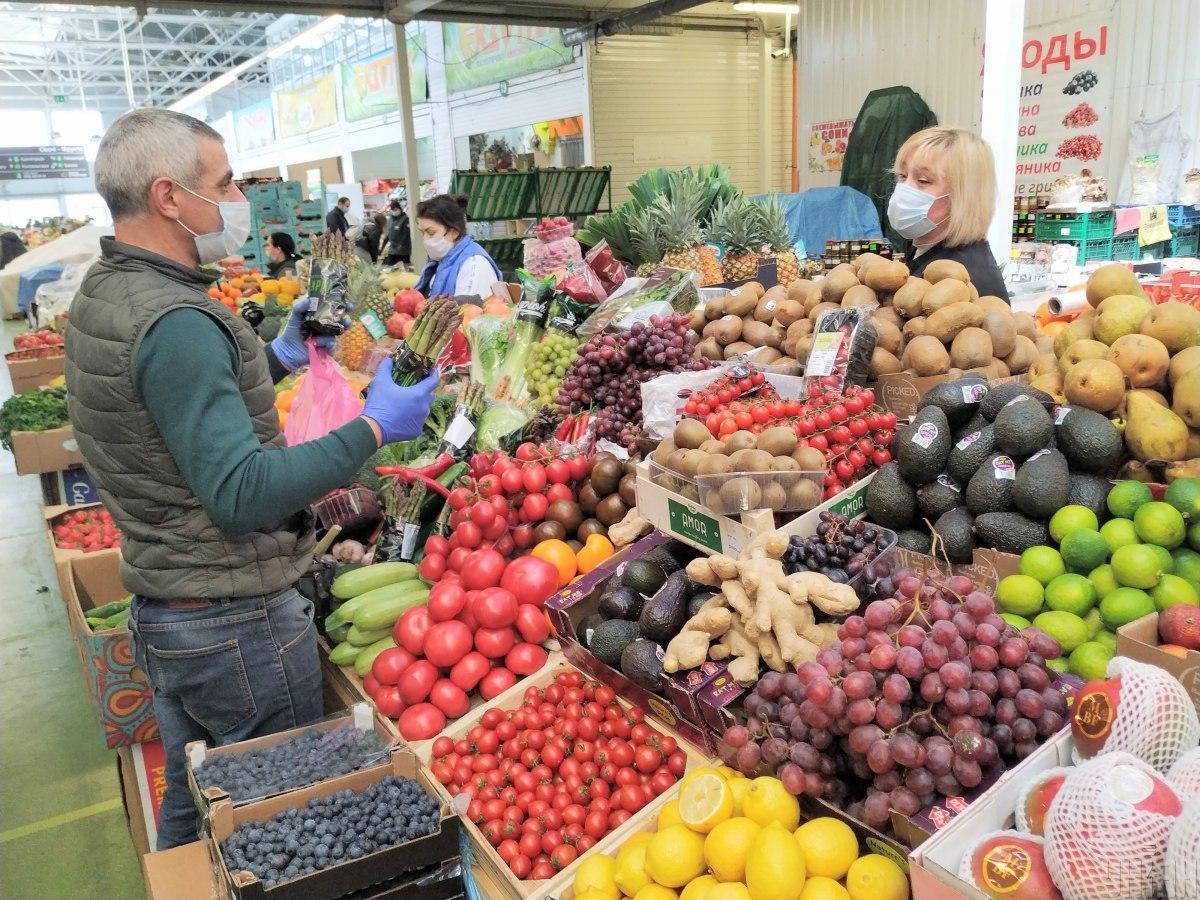 Грядет сезонное подорожание зелени и свежих овощей / фото УНИАН
