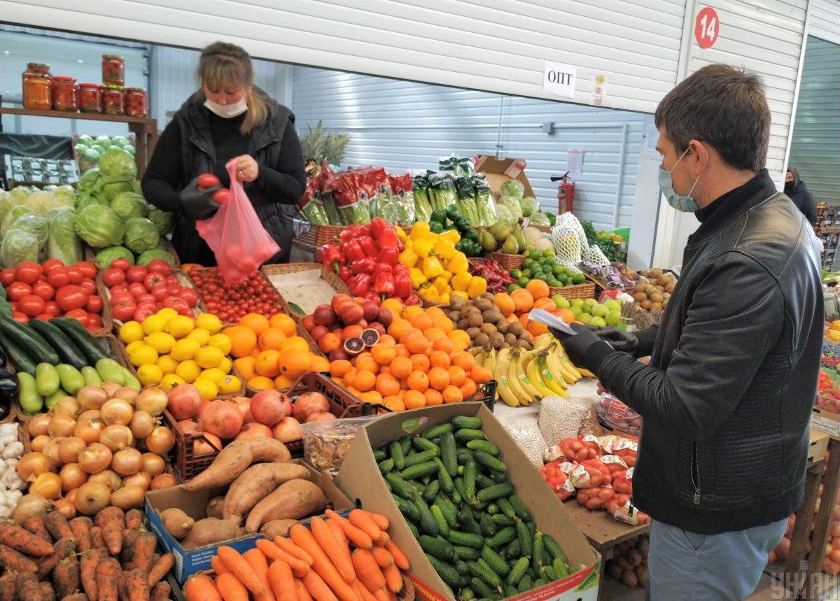 Общее количество рынков в области составляет 74 / фото УНИАН