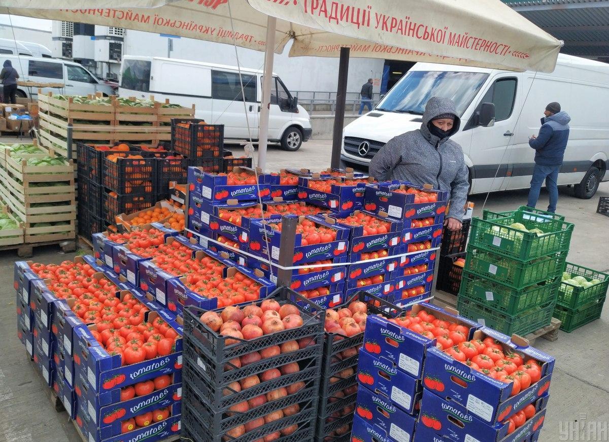 Последнее воскресенье июля - День работников торговли / УНИАН