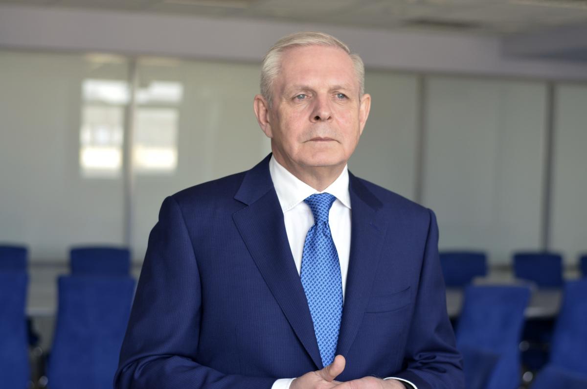 """Председатель правления страховой компании """"ИНГО"""" Игорь Гордиенко"""