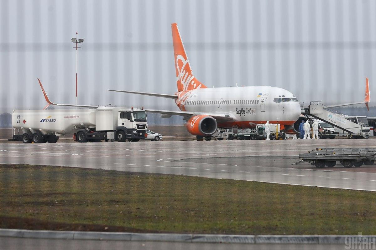 Компанія SkyUp очікує, що 2021 рік дасть початок поступовому відновленню авіаперевезень / фото УНІАН