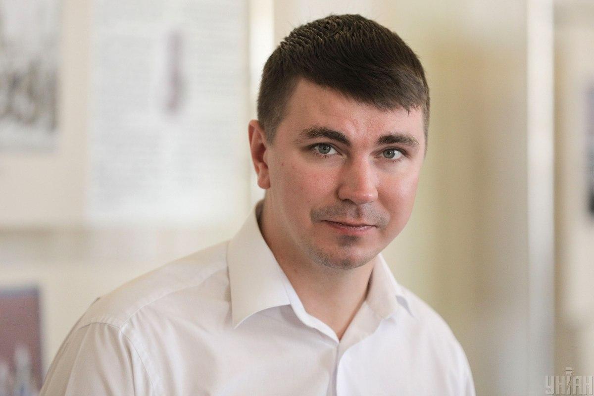 Антон Поляков називає антибанківський законопроект антиукраїнським/ Фото: УНІАН