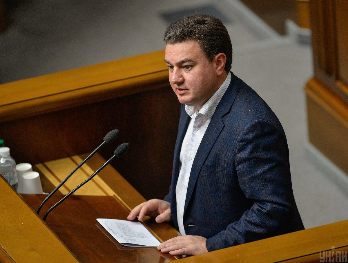 Віктор Бондар обурюється «антибанківським» законопроектом/ Фото: УНІАН