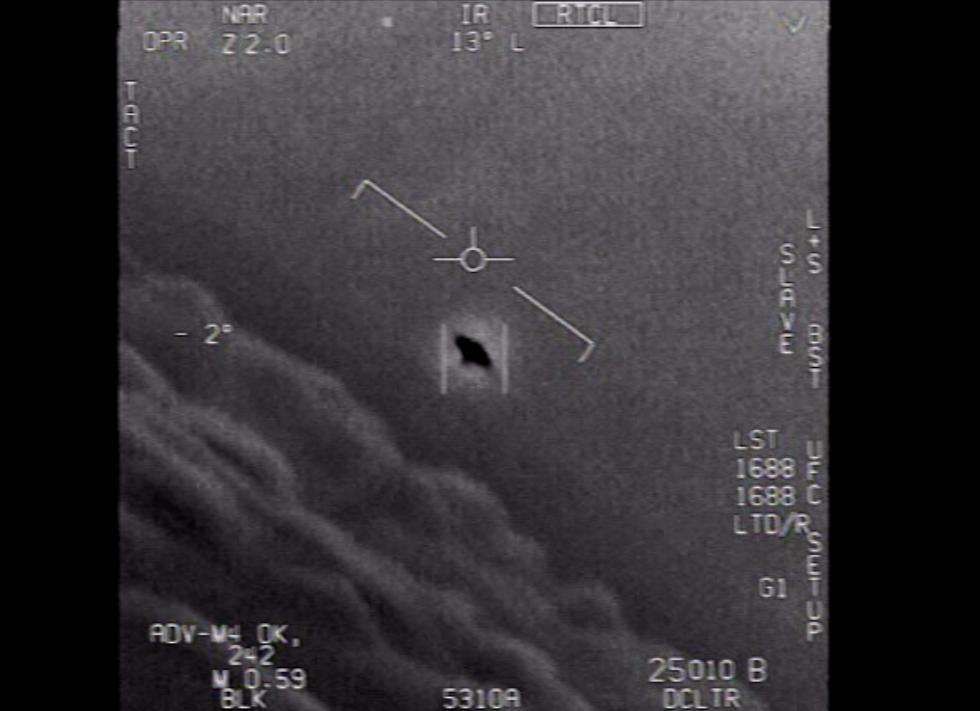 Астрофізик пояснив, що НЛО - це, швидше за все, ніякі не прибульці/ Naval Air Systems Command