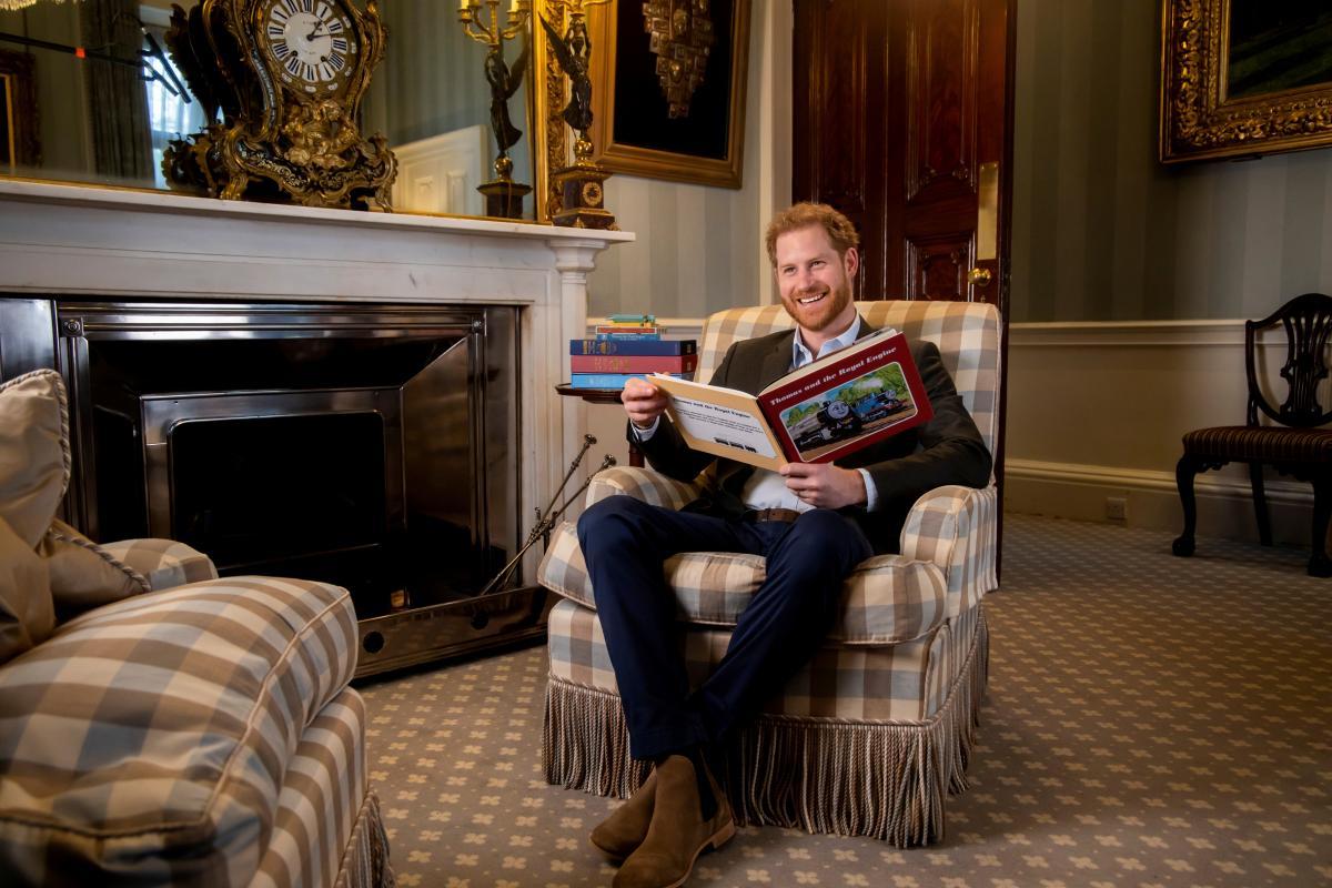Принц Гарри заявил, что очень любит своего брата \ фото REUTERS