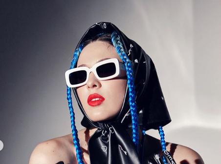 MARUV показала фигуру в невероятно откровенном наряде / Instagram MARUV