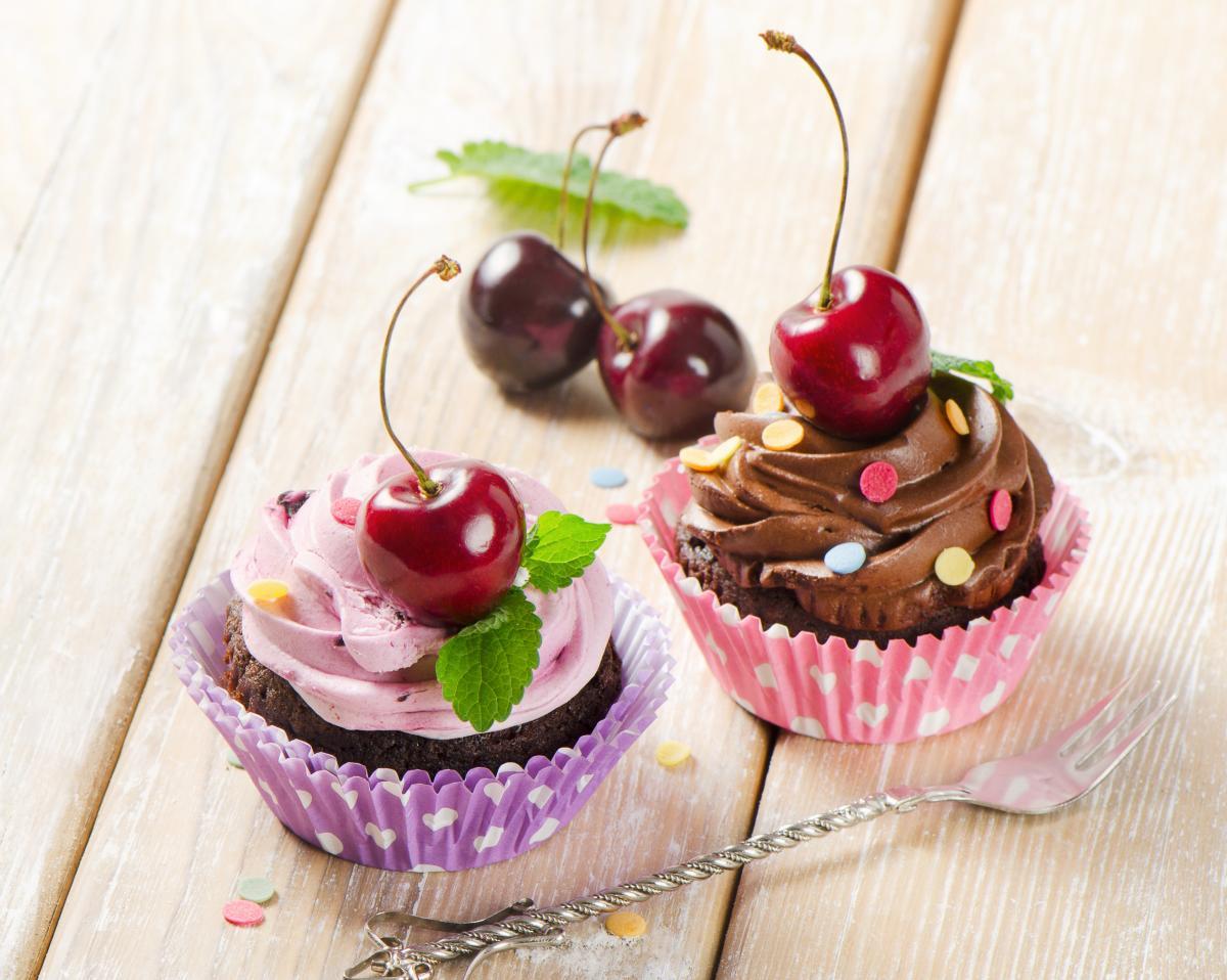 Как приготовить шоколадные маффины / фото ua.depositphotos.com