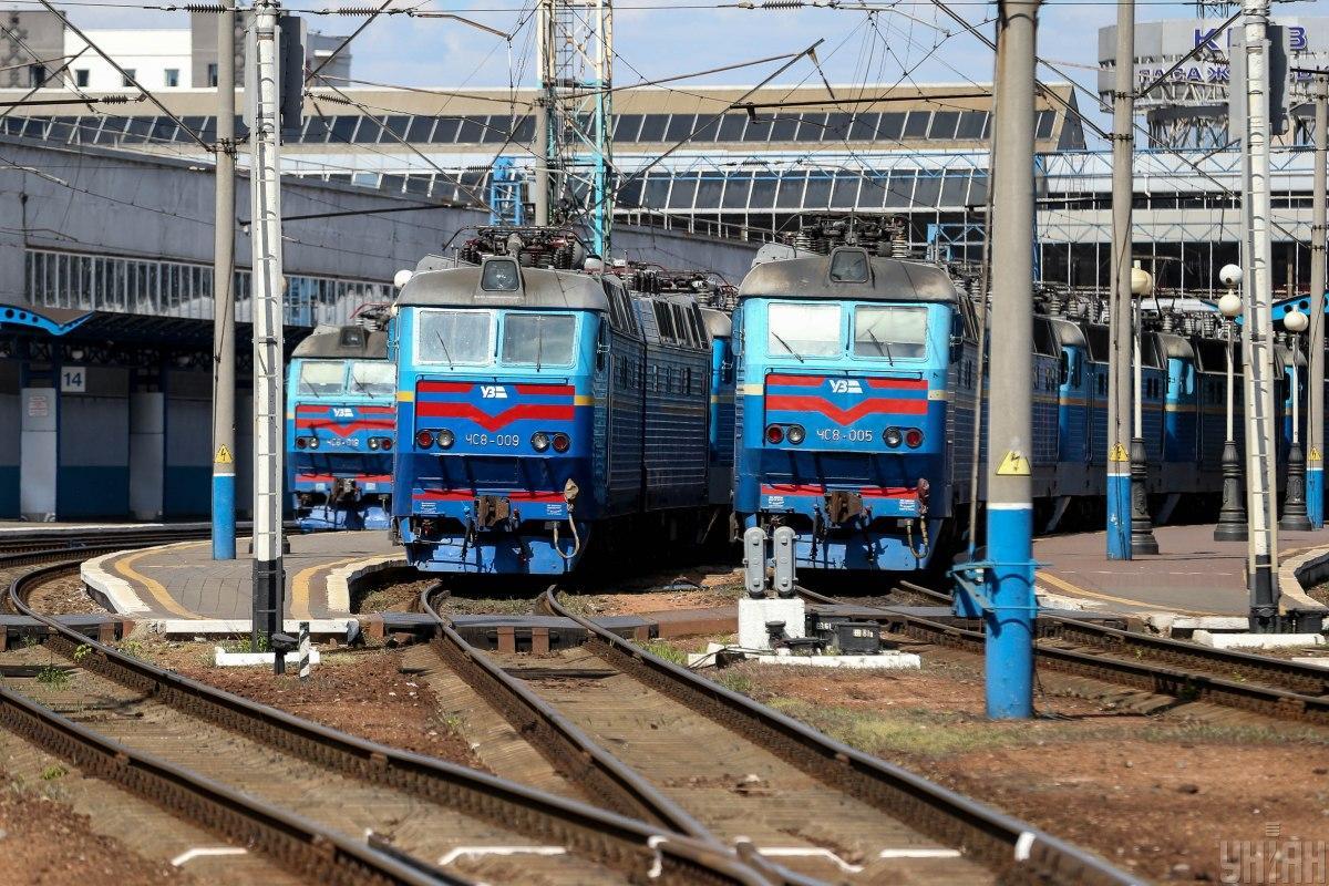 Укрзалізниця отложила сотрудничество с Deutsche Bahn / фото УНИАН