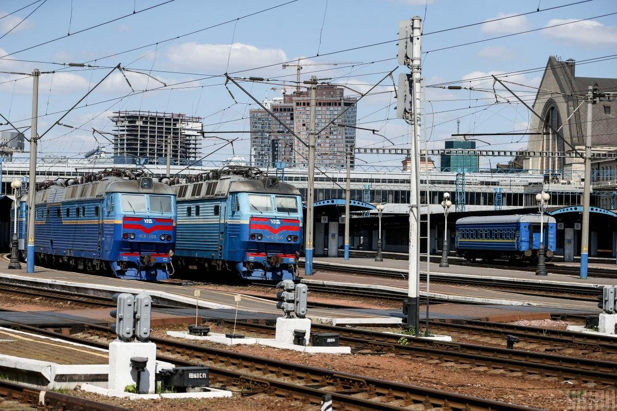 Київський вокзал / фото УНІАН