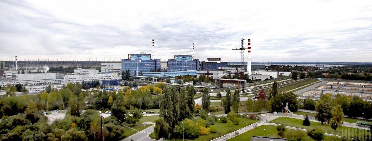 В Нетешине находится Хмельницкая АЭС / фото УНИАН