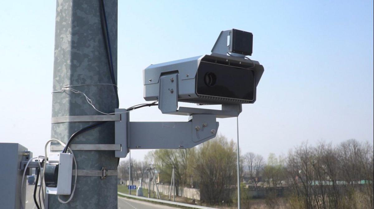 Камери автоматичноїфотовідеофіксації почали працювати в Україні з 1 червня / фото mvs.gov.ua