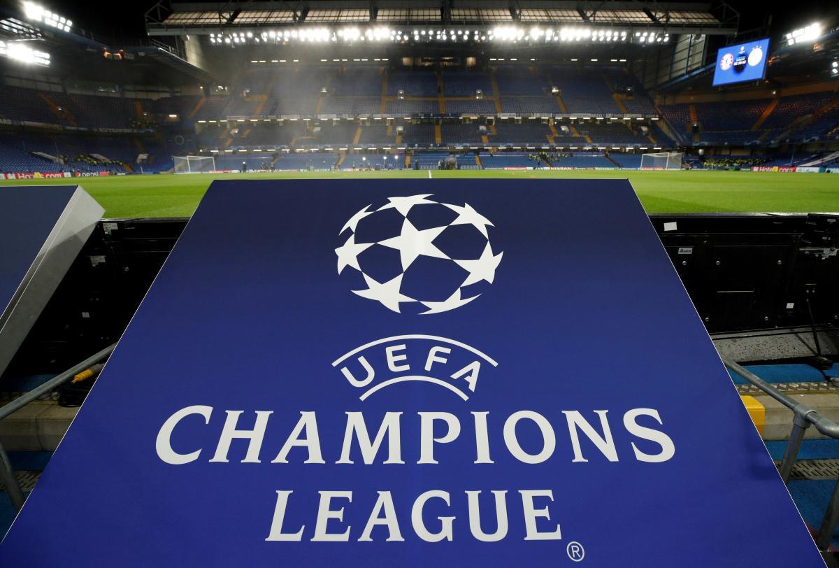 Лига чемпионов / фото REUTERS