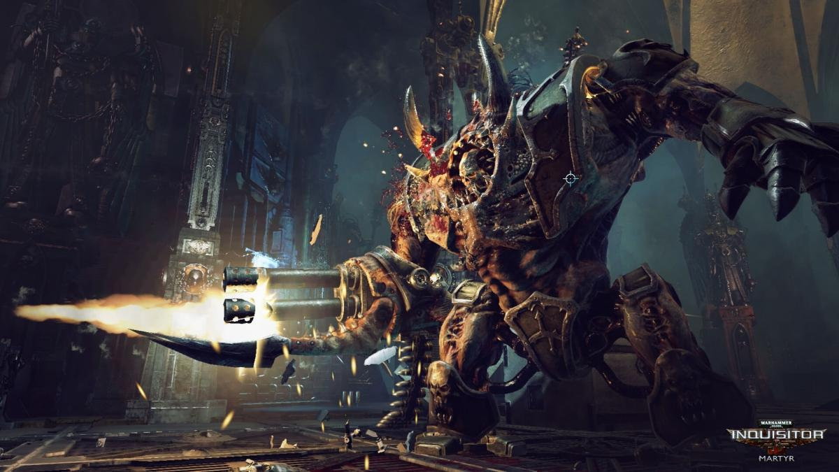 Warhammer 40K: Inquisitor – Martyr / eurogamer.pl