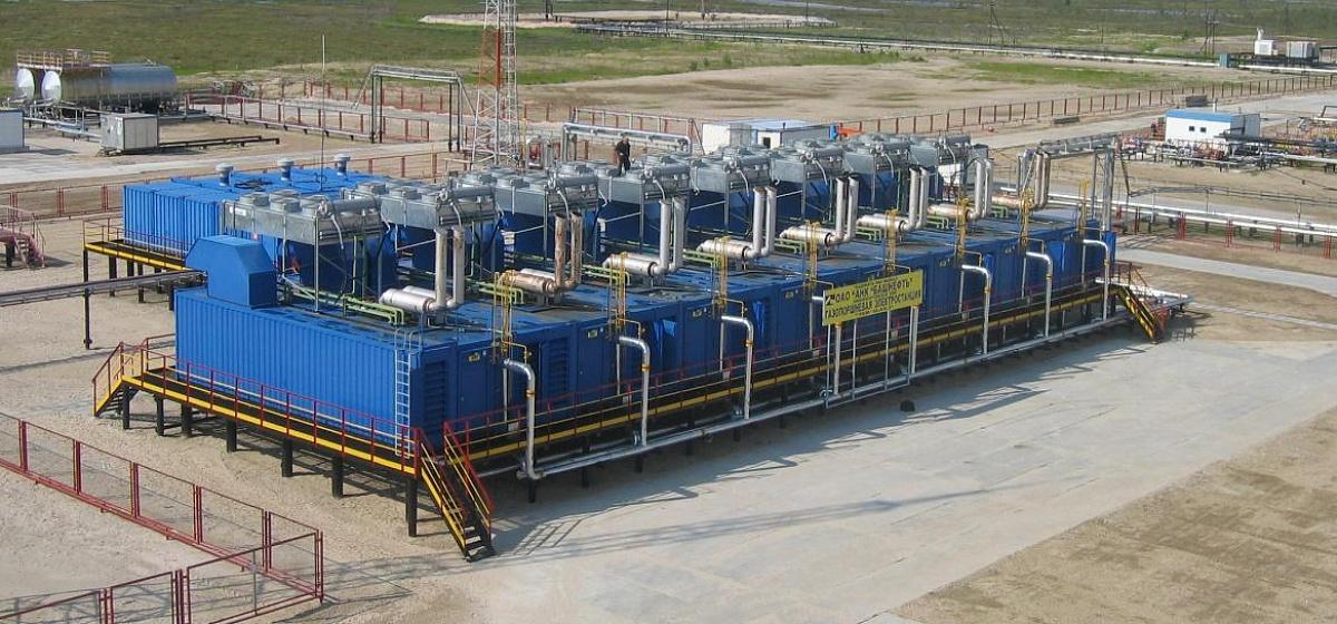 Газопоршневые станции экономически более выгодны, чем storage/ фото energostar.com