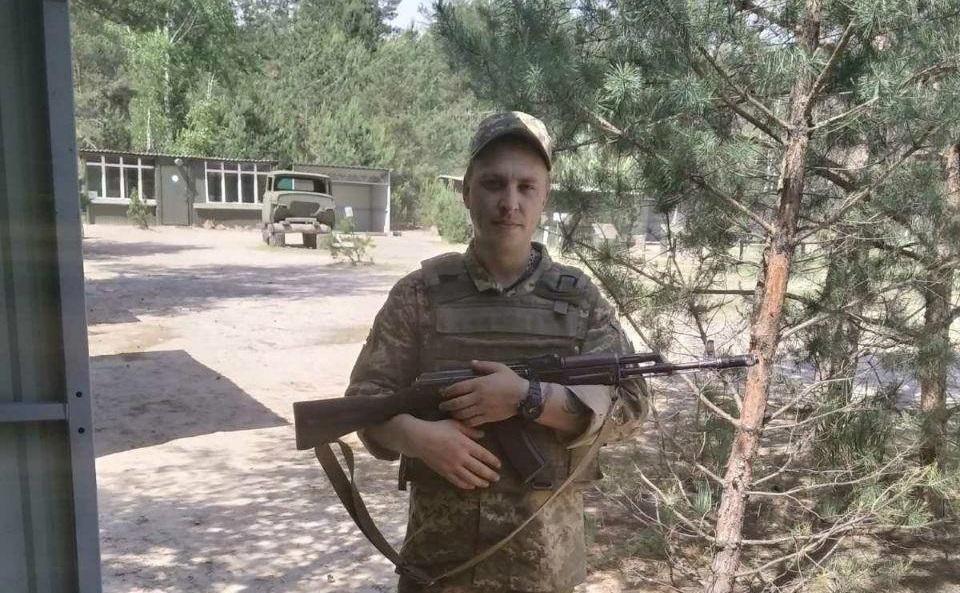 Алексей Лисин родом из деревни Горькое в Гуляйпольском районе, что на Запорожье / фото facebook.com/93OMBr