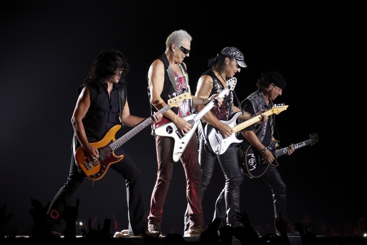 Scorpionsпредставила первую за последние семь лет песню / фотоua.depositphotos.com