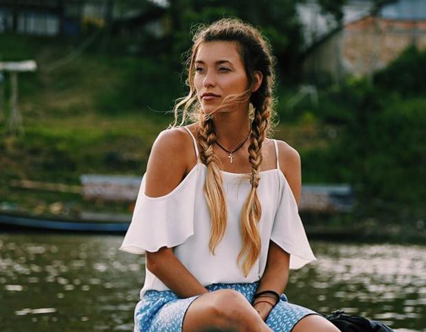 После свадьбы с Владом Топаловым певица проживает в РФ / фото - instagram.com/reginatodorenko