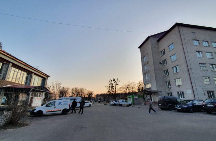 В полиции сообщили, что взяли под контроль общежитие / фото brovary.net.ua