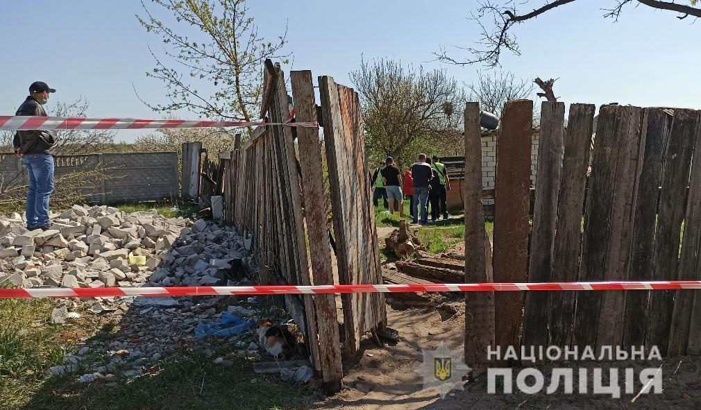 По факту убийства начато производство / Фото: Нацполиция