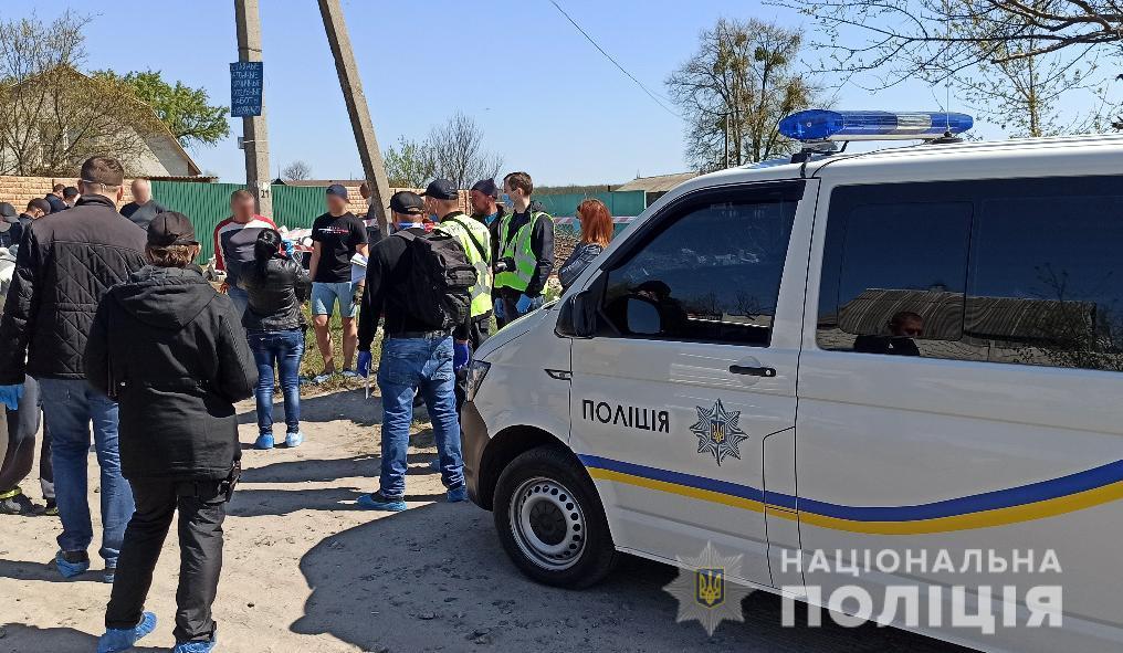 Полиция задержала мать убитой девочки / Фото: Нацполиция