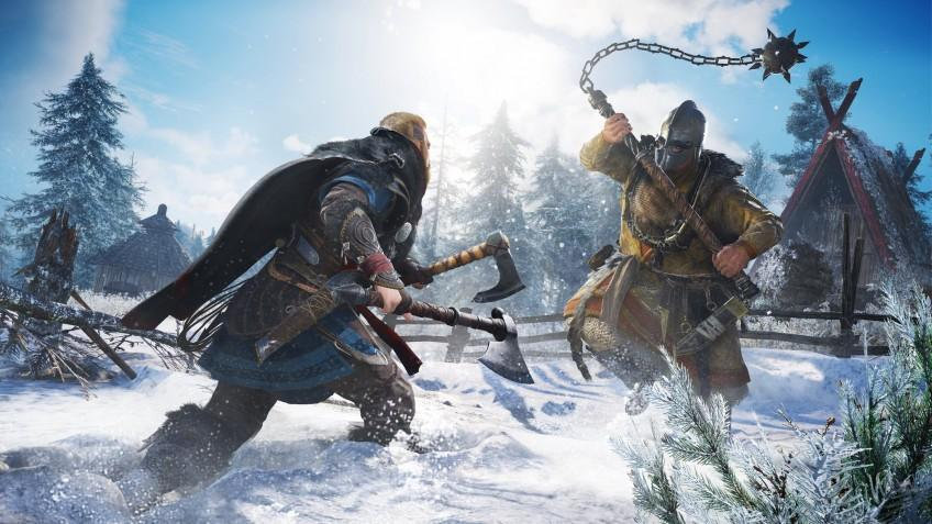 Assassin's Creed Valhalla / ubisoft.com