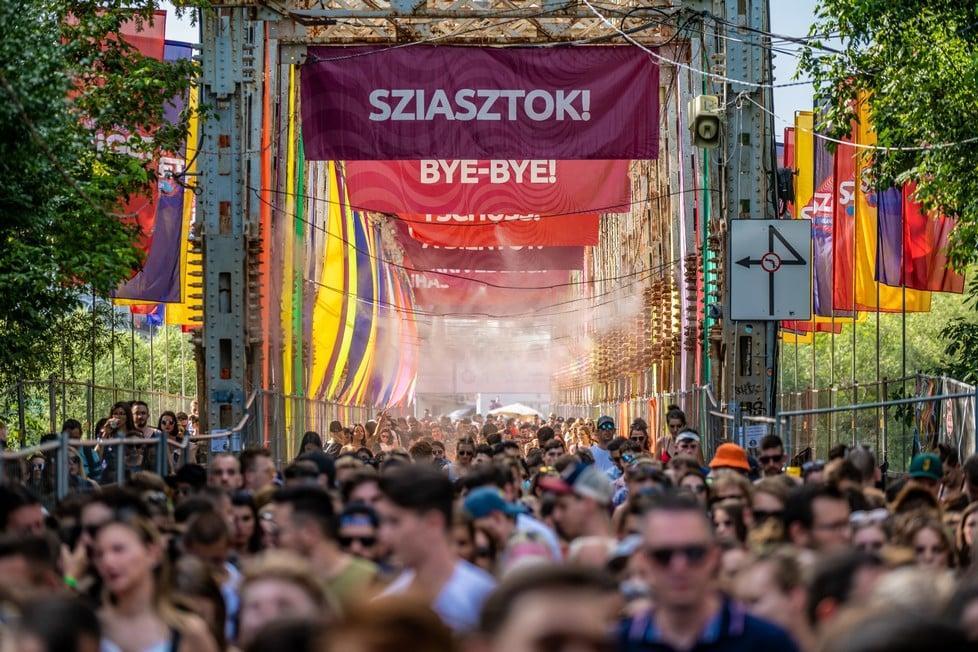 Sziget 2020 отменили из-за коронавируса / фото szigetfestival.com