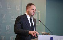 Ермак прокомментировал заявление РФ об отводе войск от границ Украины