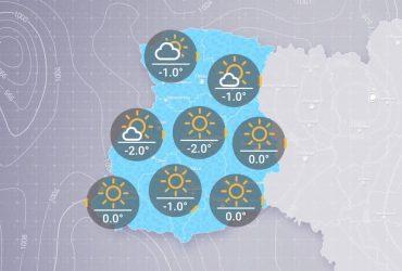 Прогноз погоди в Україні на середу, ранок 1 квітня