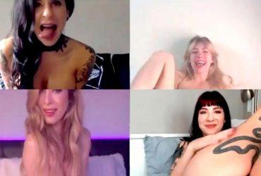 Карантин у США: порнозірки зароблять по-новому (фото)
