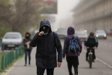 Украинцев предупредили о резком похолодании