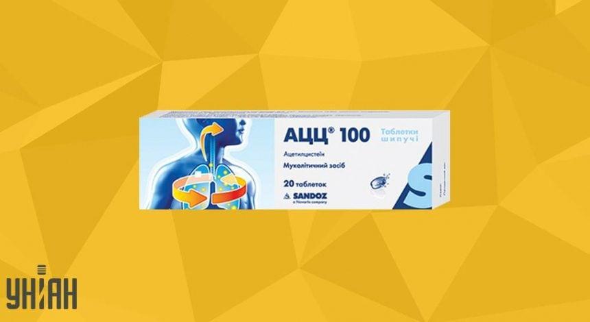 АЦЦ 100 фото упаковки