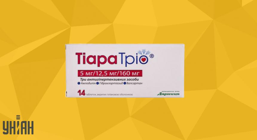 Тиара Трио фото упаковки