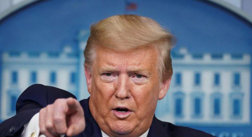 Trump says terminating U.S. relationship with World Health Organization over virus – media