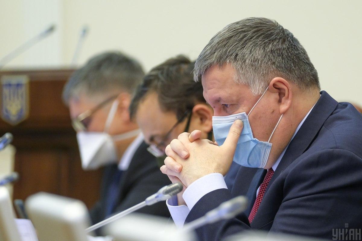 13 июля в МВД подтвердили, что Аваков подал в отставку / УНИАН