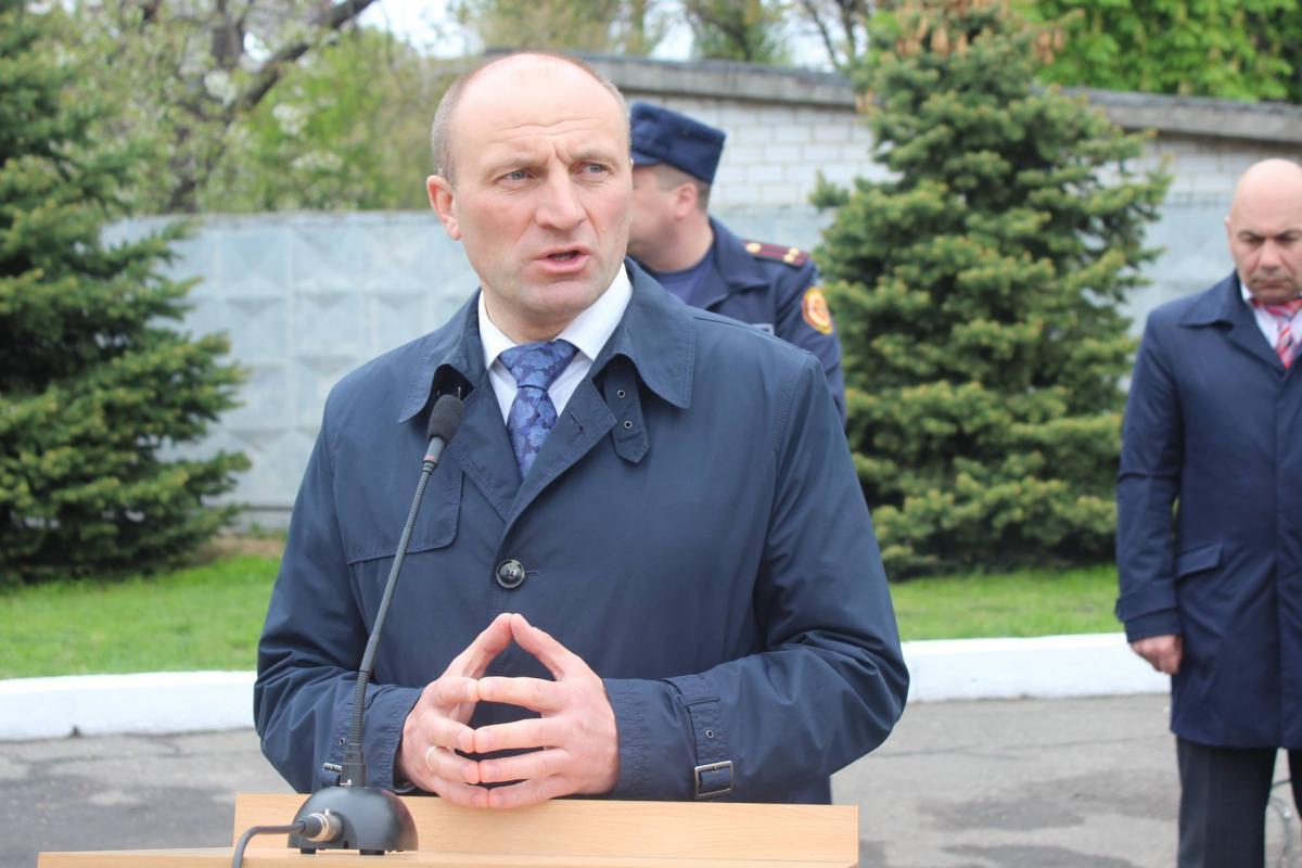 Бондаренко выступает за ослабление карантина / facebook.com/MNSCHERKASY