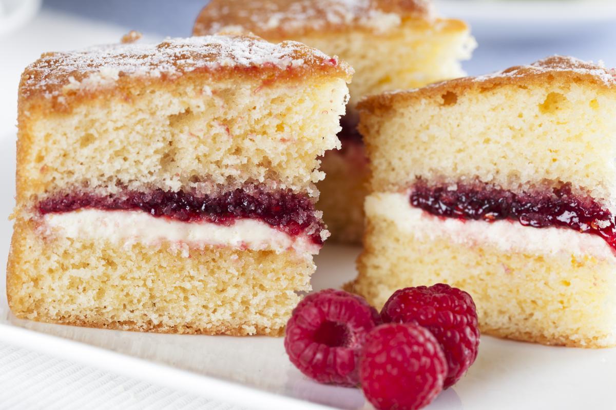 Рецепт белого бисквита / фото ua.depositphotos.com