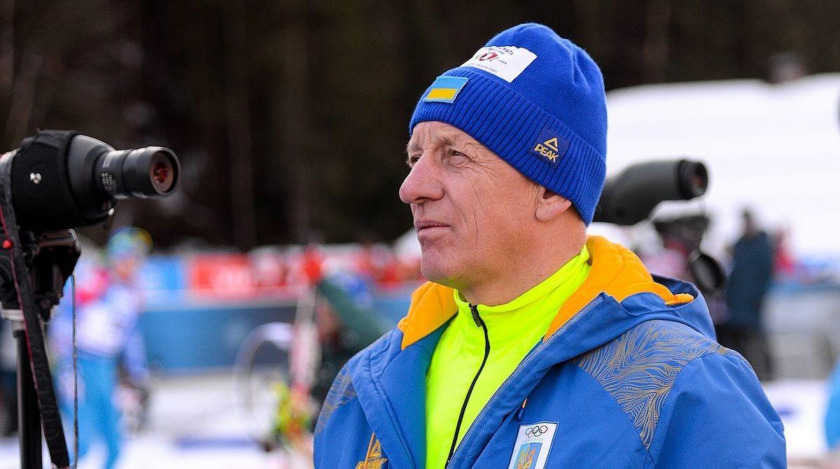 Юрай Санитра оригинально мотивирует подопечных / фото www.biathlon.com.ua