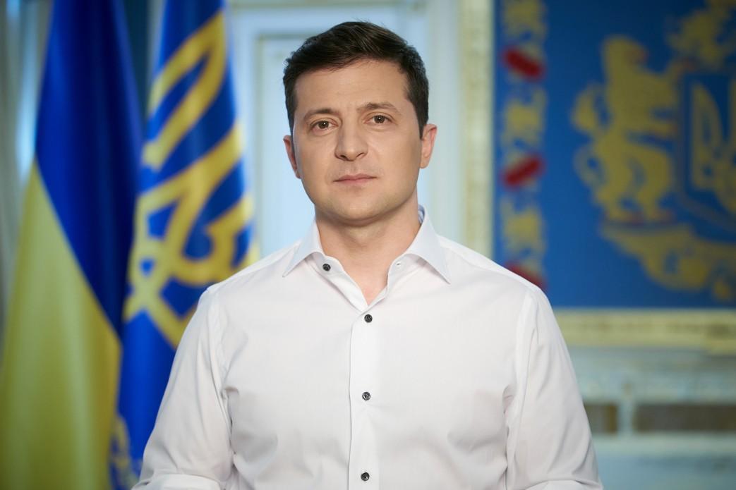 Зеленский обратился к украинцам / фото president.gov.ua